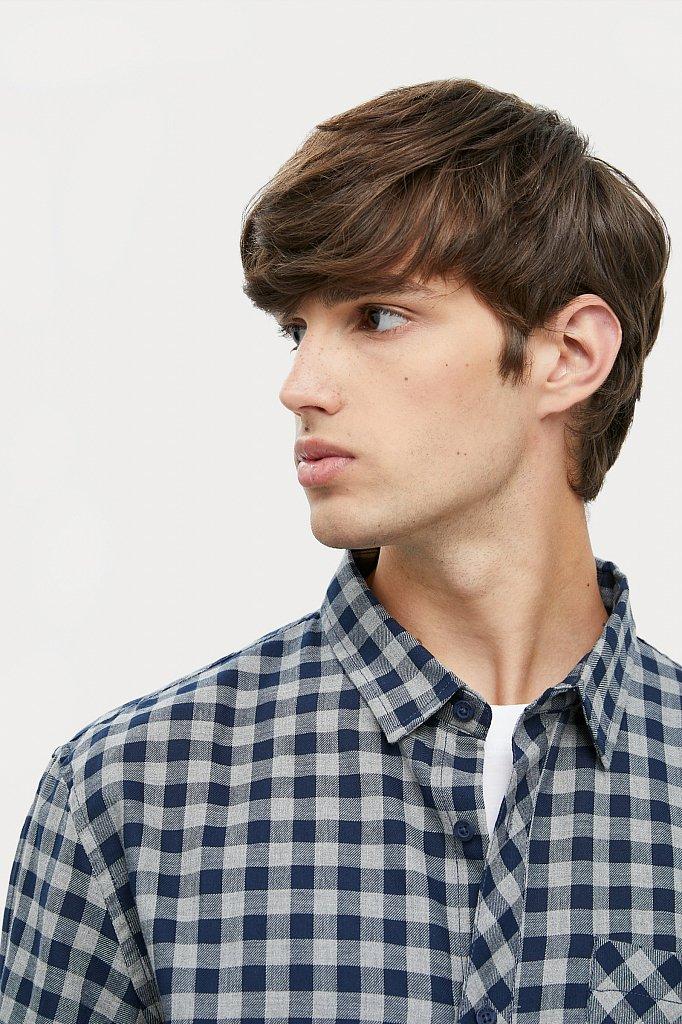 Верхняя сорочка мужская, Модель A20-22039, Фото №1