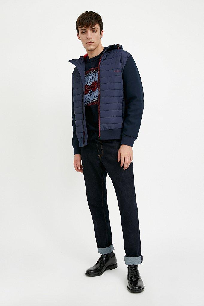 Куртка мужская, Модель A20-23000, Фото №2