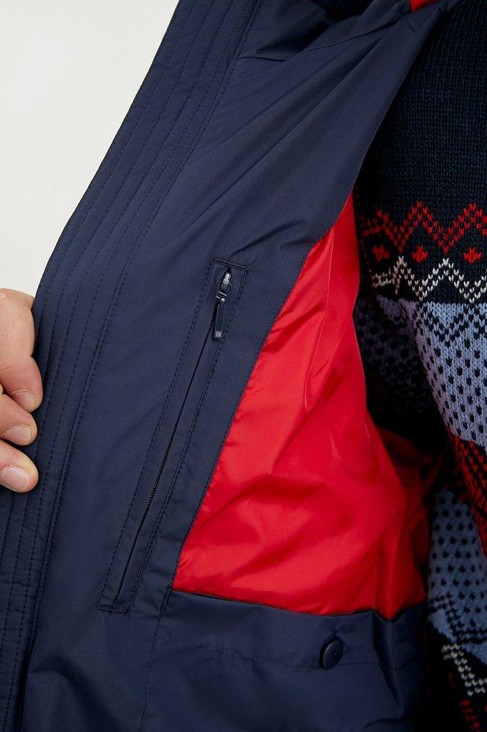 Куртка мужская, Модель A20-23000, Фото №4