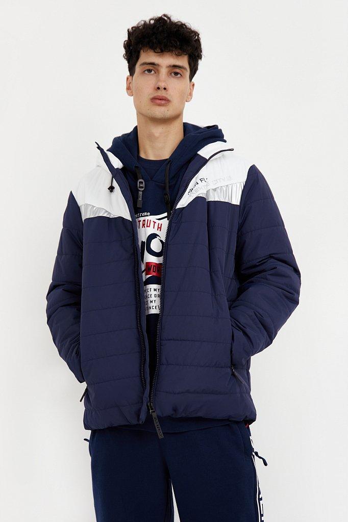 Куртка мужская, Модель A20-23005, Фото №3