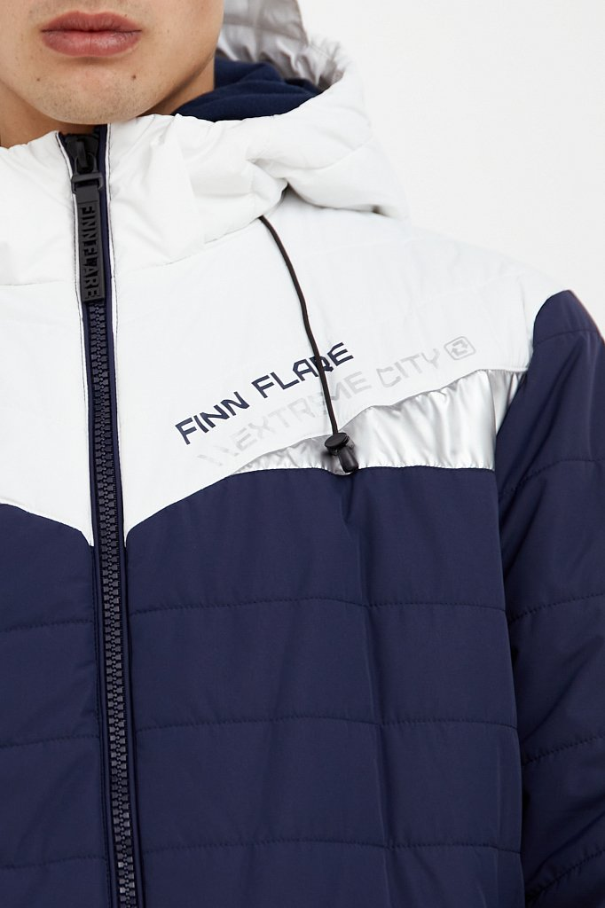 Куртка мужская, Модель A20-23005, Фото №7