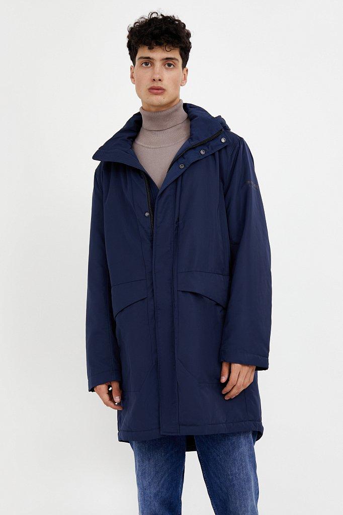Пальто мужское, Модель A20-23009, Фото №1