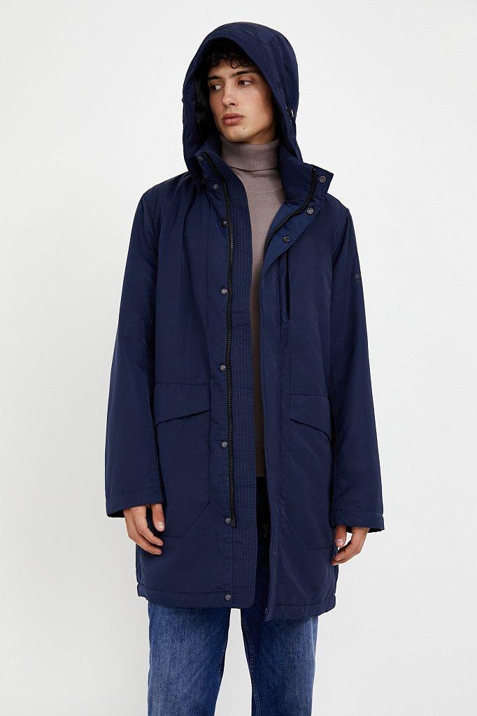 Пальто мужское, Модель A20-23009, Фото №3