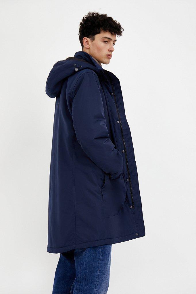 Пальто мужское, Модель A20-23009, Фото №4