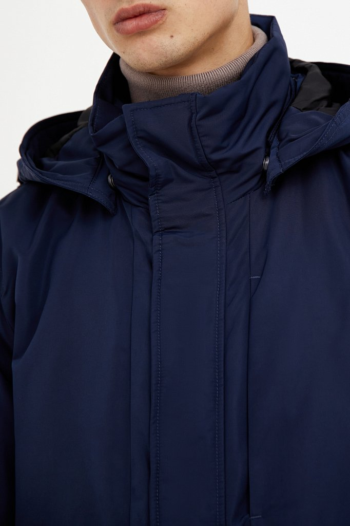 Пальто мужское, Модель A20-23009, Фото №6