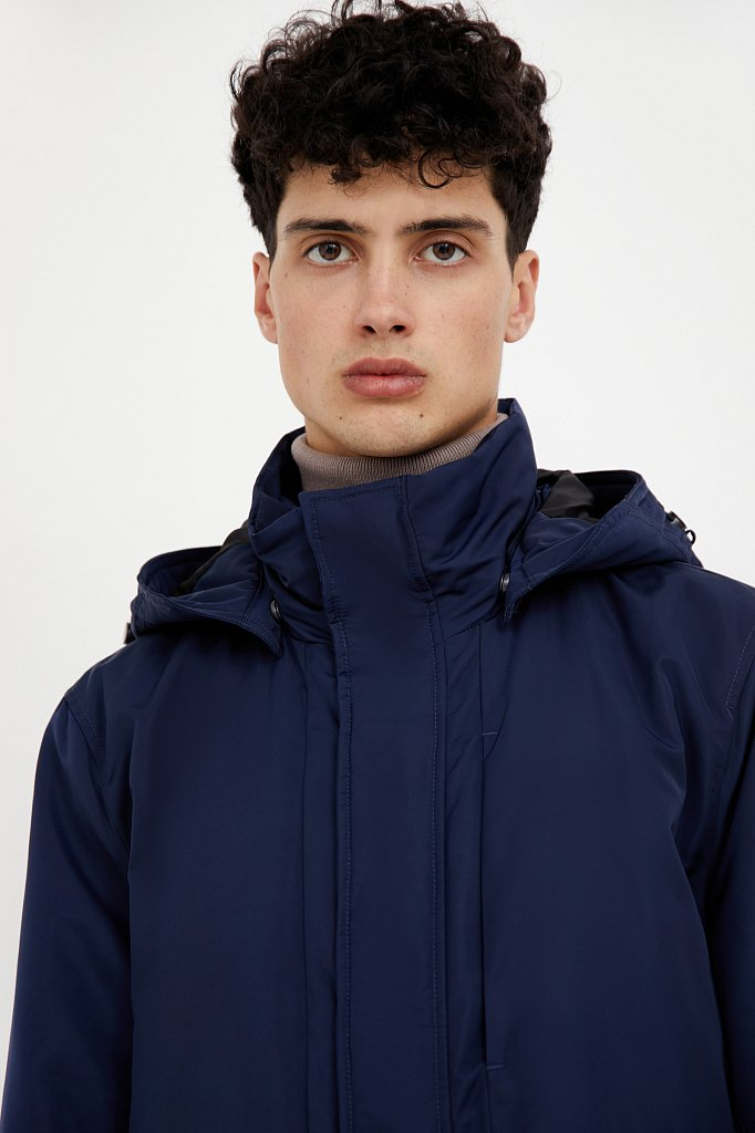 Пальто мужское, Модель A20-23009, Фото №7