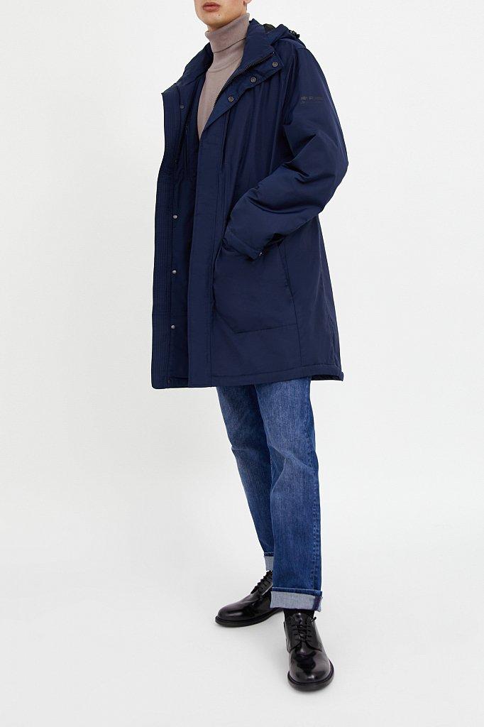 Пальто мужское, Модель A20-23009, Фото №9