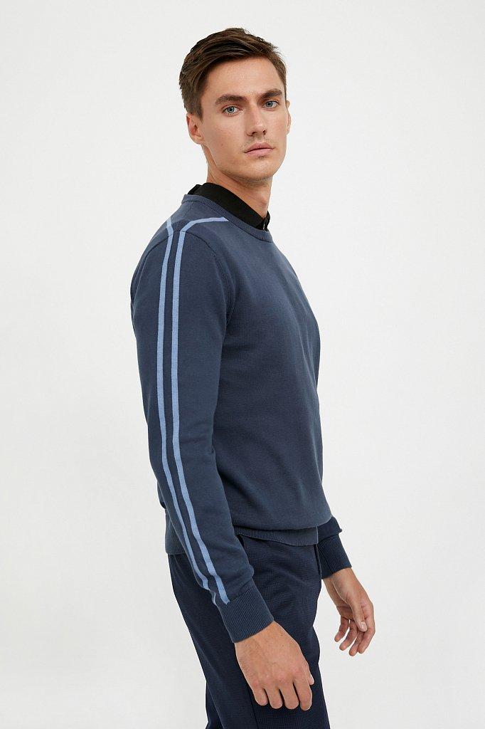 Джемпер мужской, Модель A20-23101, Фото №4