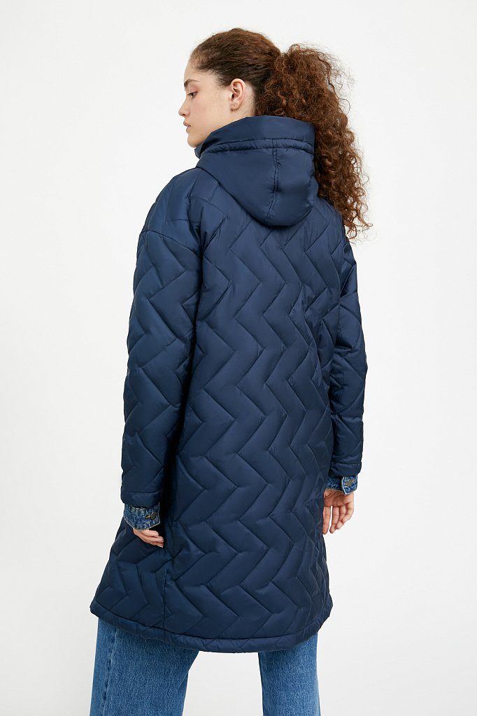 Пальто женское, Модель A20-32006, Фото №5