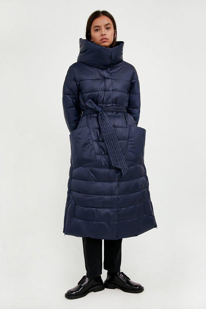 Пальто женское, Модель A20-32008, Фото №1