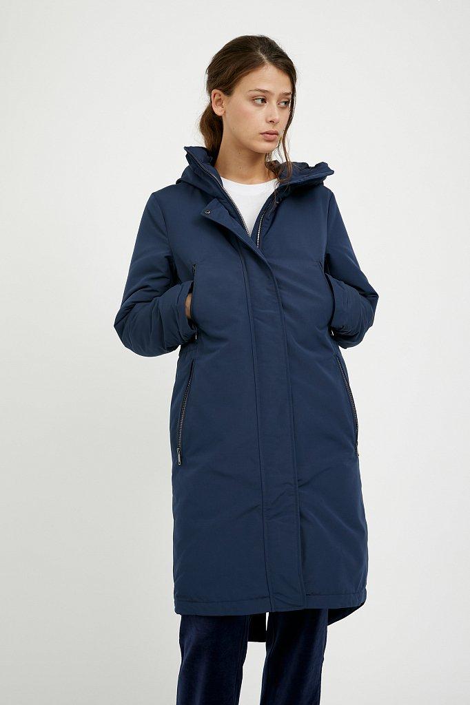 Пальто женское, Модель A20-32013, Фото №1