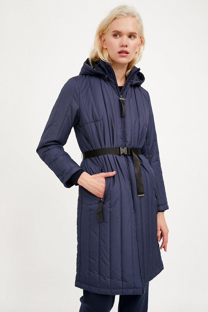 Пальто женское, Модель A20-32027, Фото №1