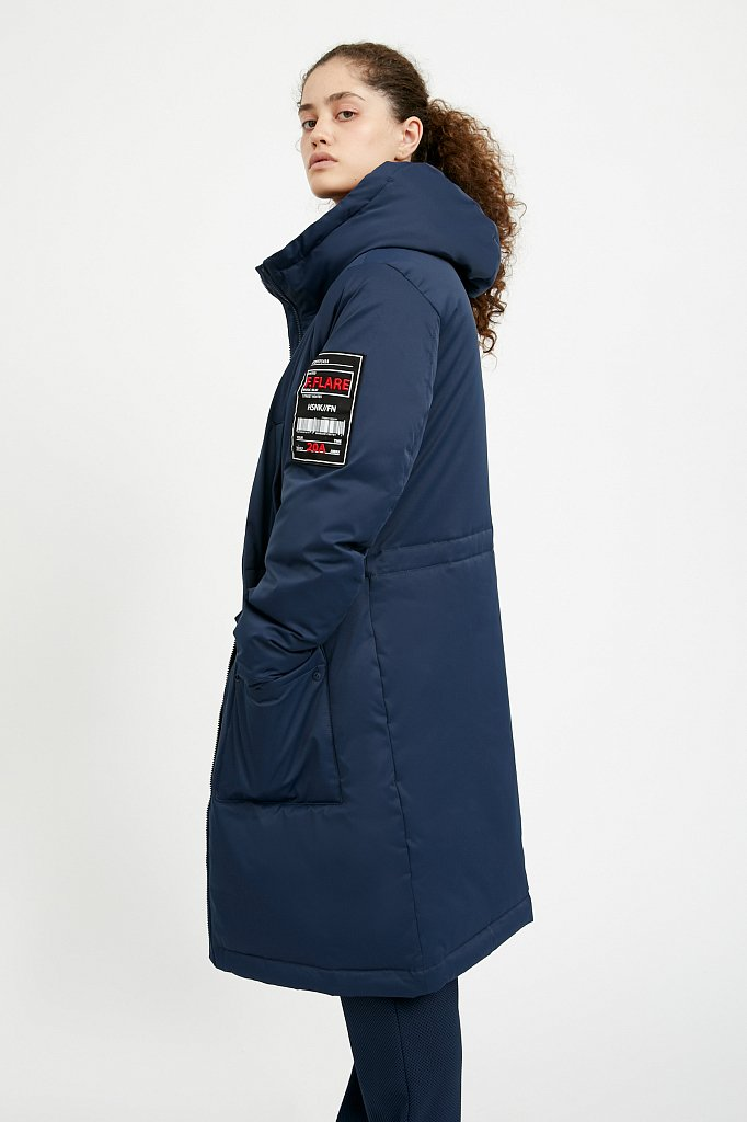 Пальто женское, Модель A20-32050, Фото №4