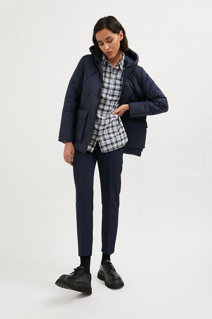 Куртка женская, Модель A20-32058, Фото №1