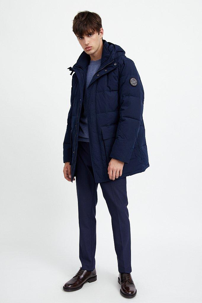 Полупальто мужское, Модель A20-42013, Фото №2
