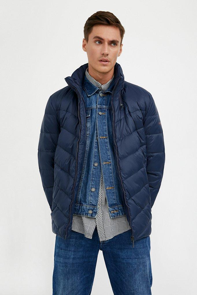 Куртка мужская, Модель A20-42015, Фото №1