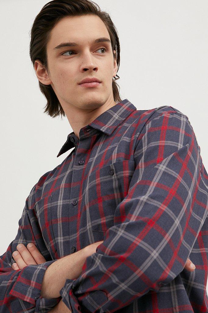 Рубашка мужская, Модель A20-42019, Фото №1