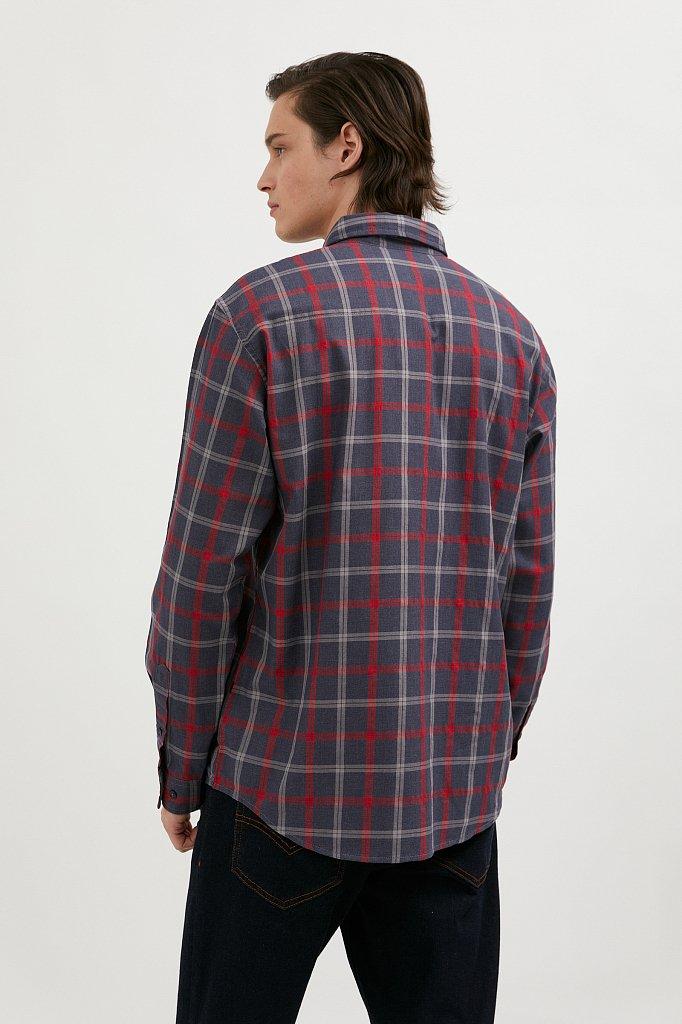 Рубашка мужская, Модель A20-42019, Фото №5