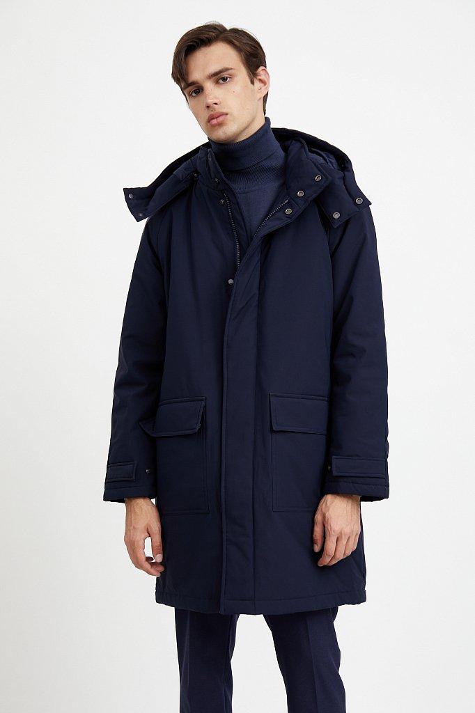 Пальто мужское, Модель A20-42027, Фото №1
