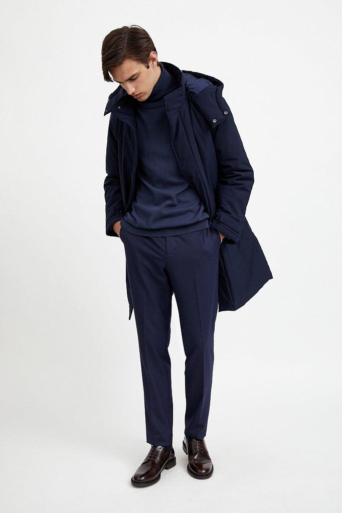 Пальто мужское, Модель A20-42027, Фото №2