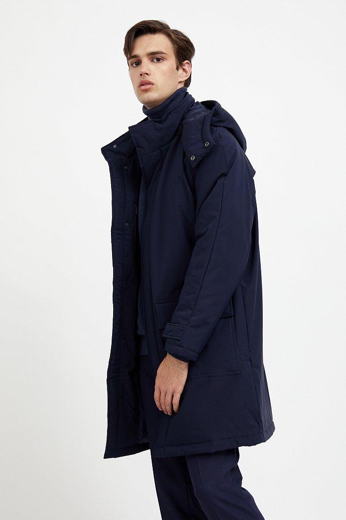 Пальто мужское, Модель A20-42027, Фото №3