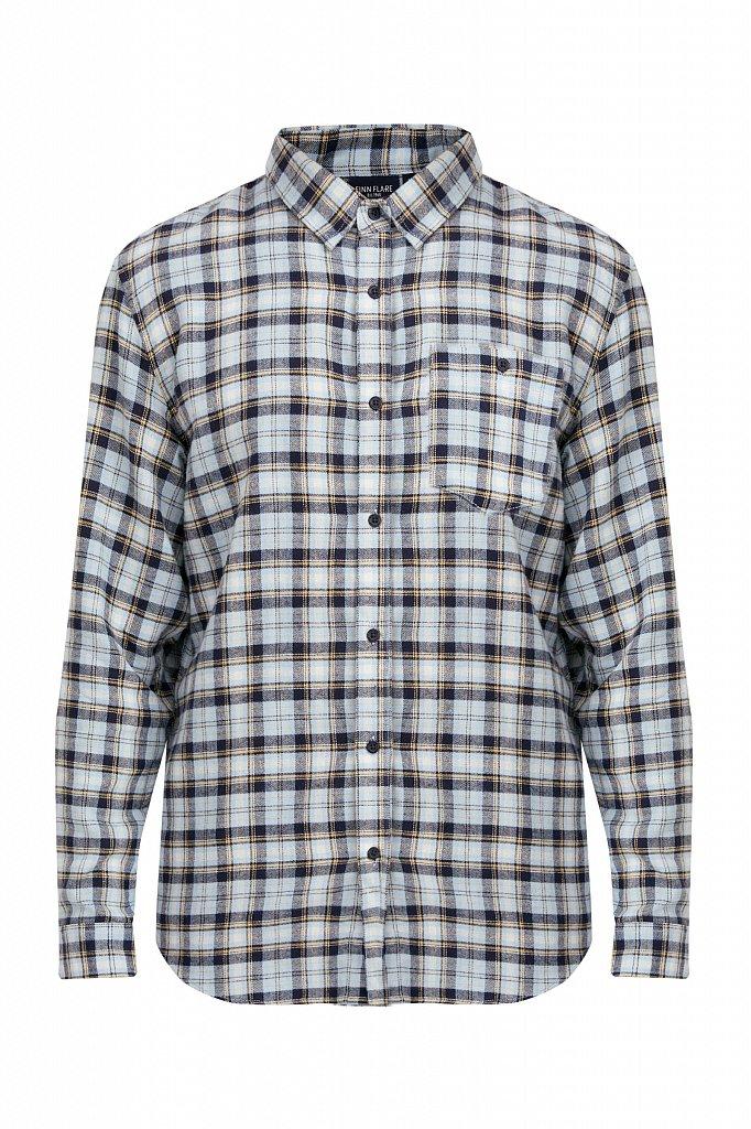 Верхняя сорочка мужская, Модель A20-42029, Фото №8