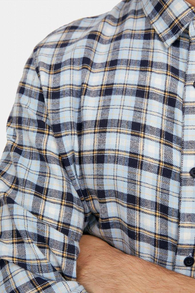 Верхняя сорочка мужская, Модель A20-42029, Фото №6