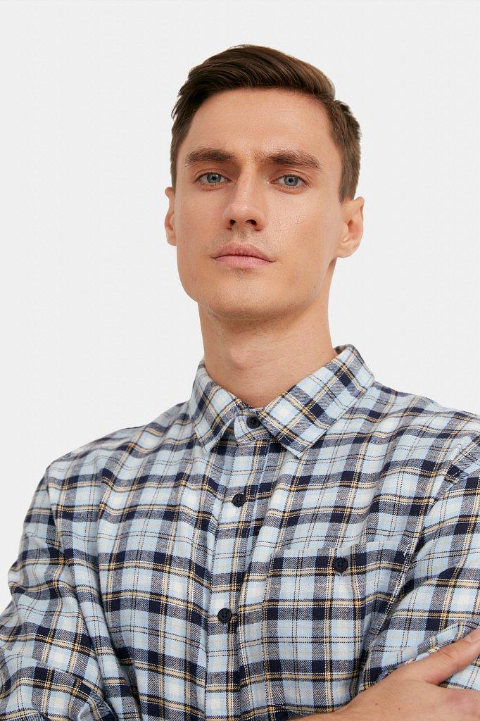 Верхняя сорочка мужская, Модель A20-42029, Фото №7