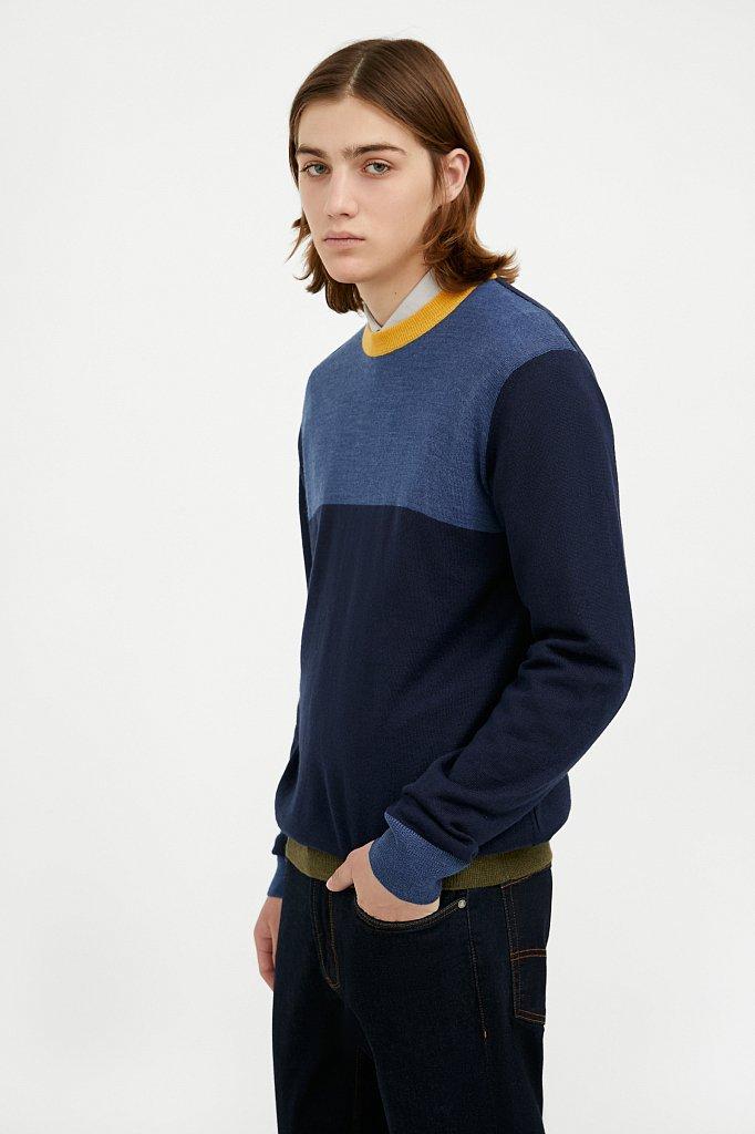 Джемпер мужской, Модель A20-42107, Фото №1