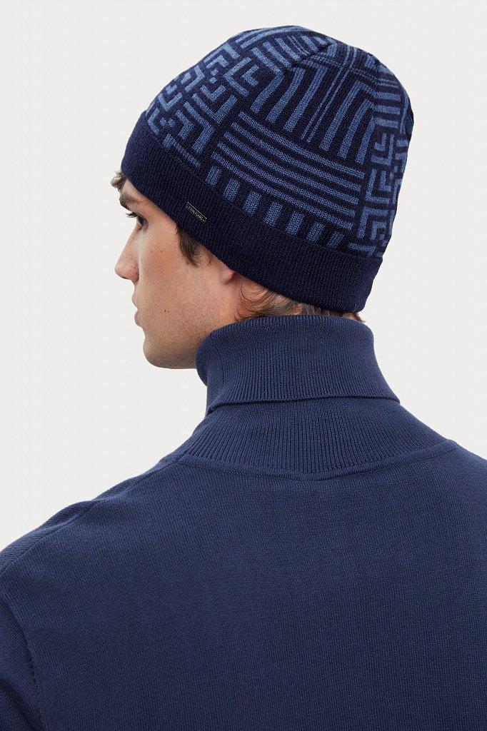 Шапка мужская, Модель A20-42133, Фото №4