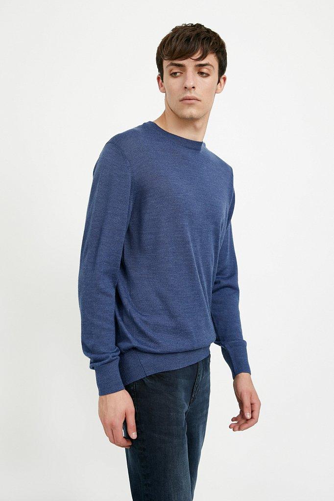 Джемпер мужской, Модель A20-21101, Фото №3