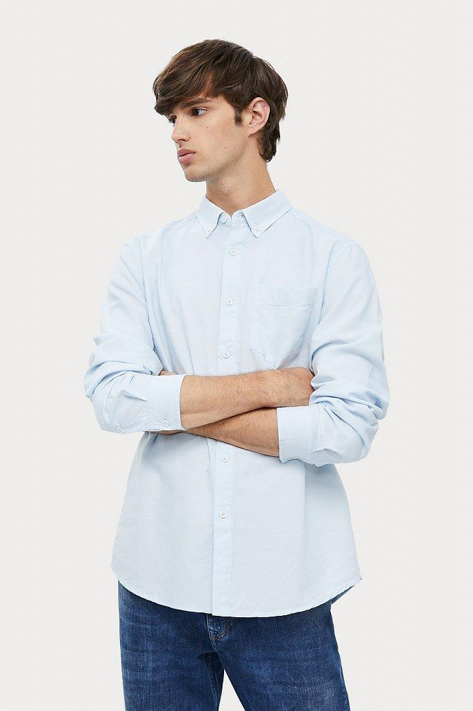 Верхняя сорочка мужская, Модель A20-42018, Фото №2