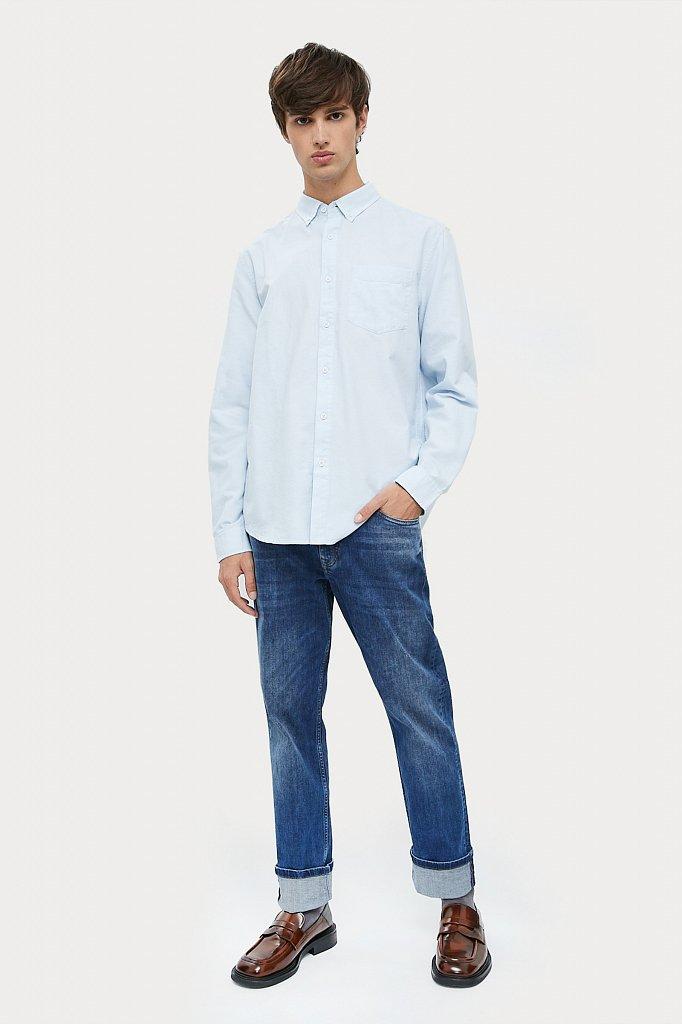 Верхняя сорочка мужская, Модель A20-42018, Фото №3
