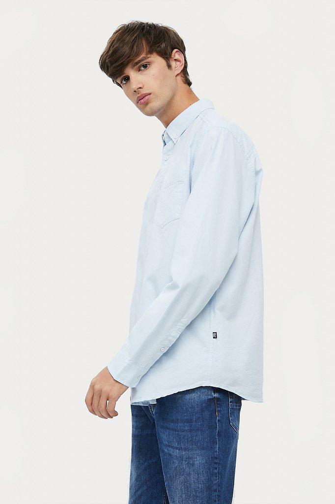 Рубашка мужская, Модель A20-42018, Фото №4