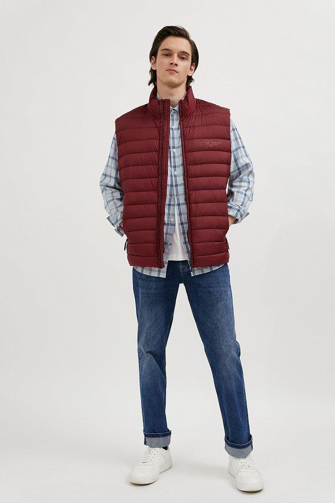 Рубашка мужская, Модель A20-42019, Фото №2