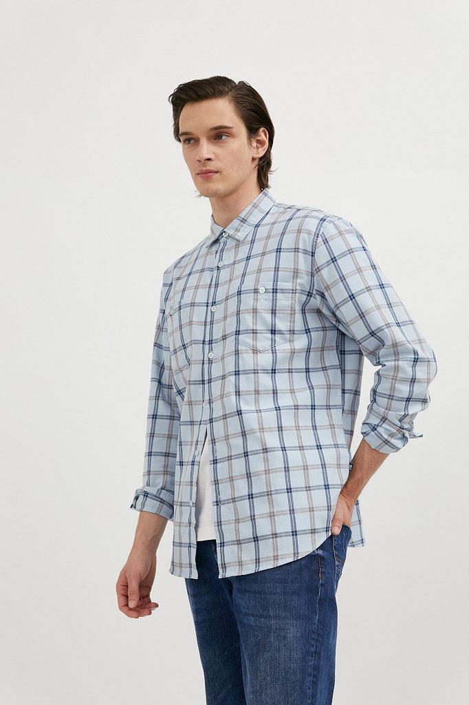 Рубашка мужская, Модель A20-42019, Фото №3