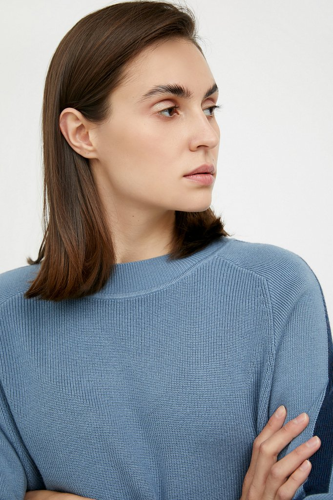 Джемпер женский, Модель A20-12120, Фото №6