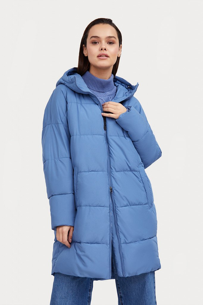 Пальто женское, Модель A20-32022, Фото №2