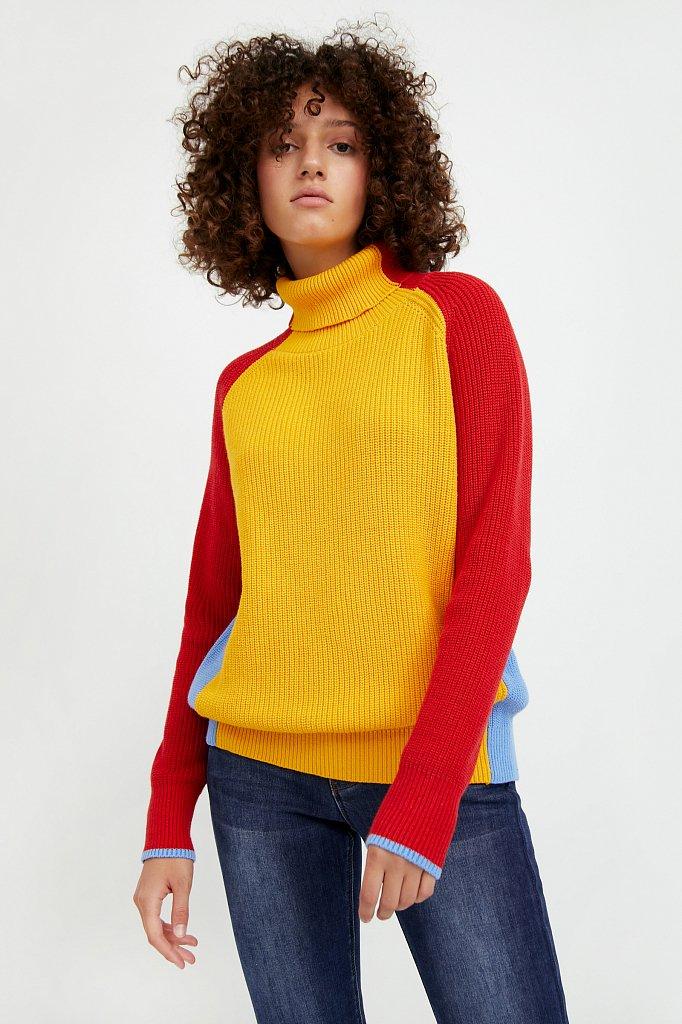 Джемпер женский, Модель A20-12104, Фото №1