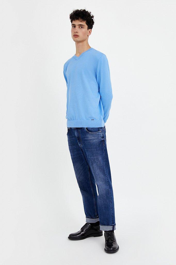 Джемпер мужской, Модель A20-21103, Фото №2