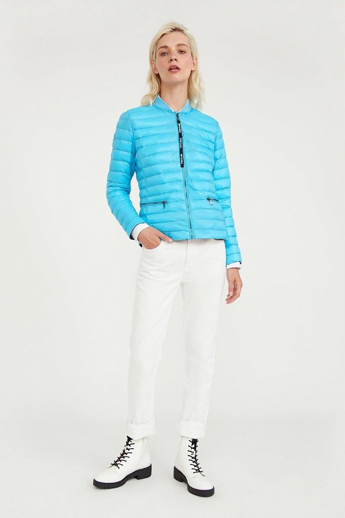 Куртка женская, Модель A20-32055, Фото №1