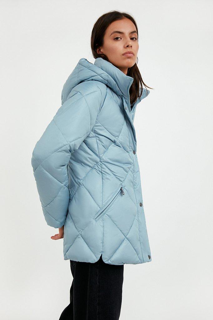 Куртка женская, Модель A20-12003, Фото №1
