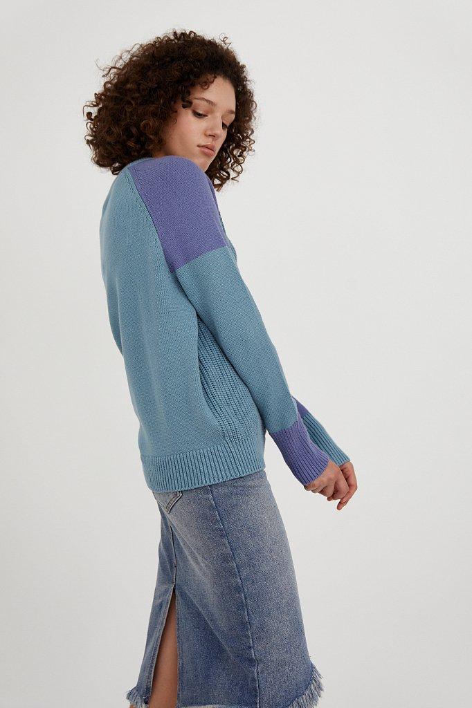 Джемпер женский, Модель A20-12100, Фото №1