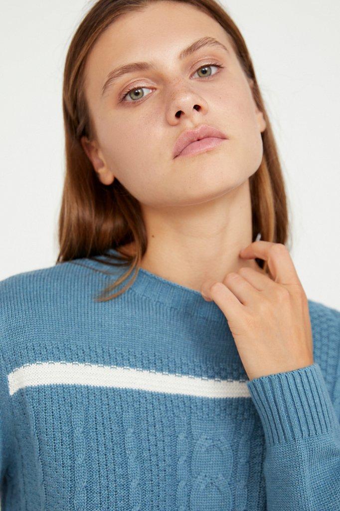 Джемпер женский, Модель A20-12111, Фото №4