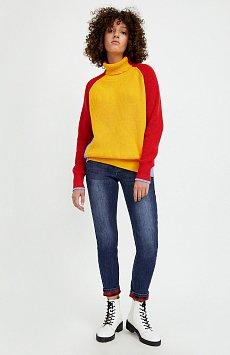 Брюки женские (джинсы) A20-15000