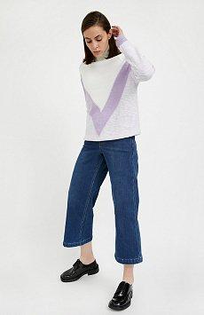 Брюки женские (джинсы) A20-15006