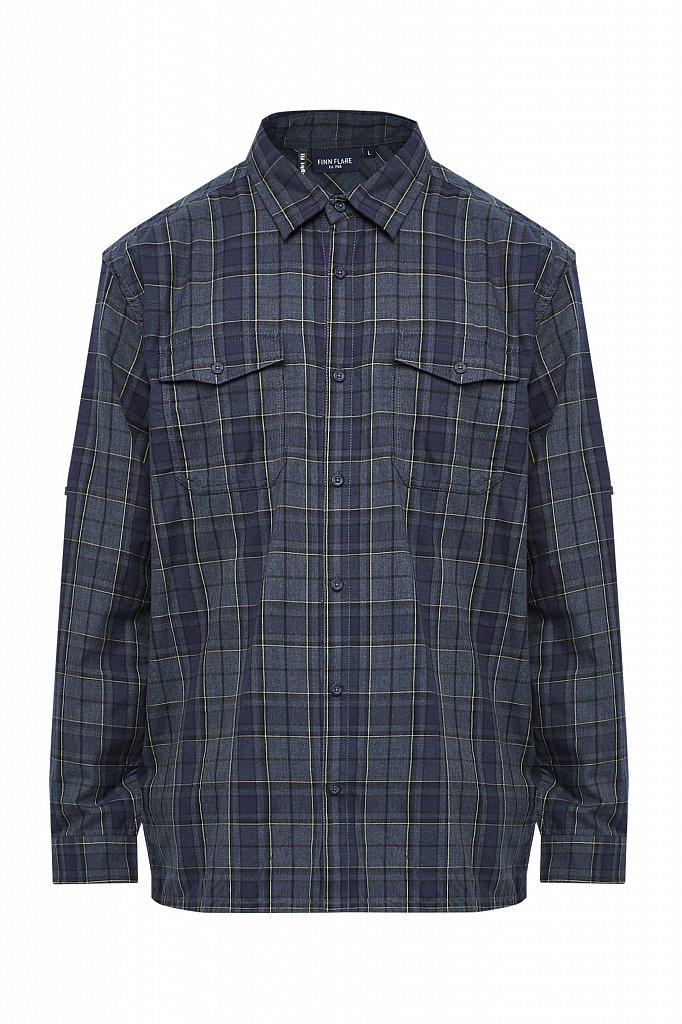 Верхняя сорочка мужская, Модель A20-22027, Фото №7