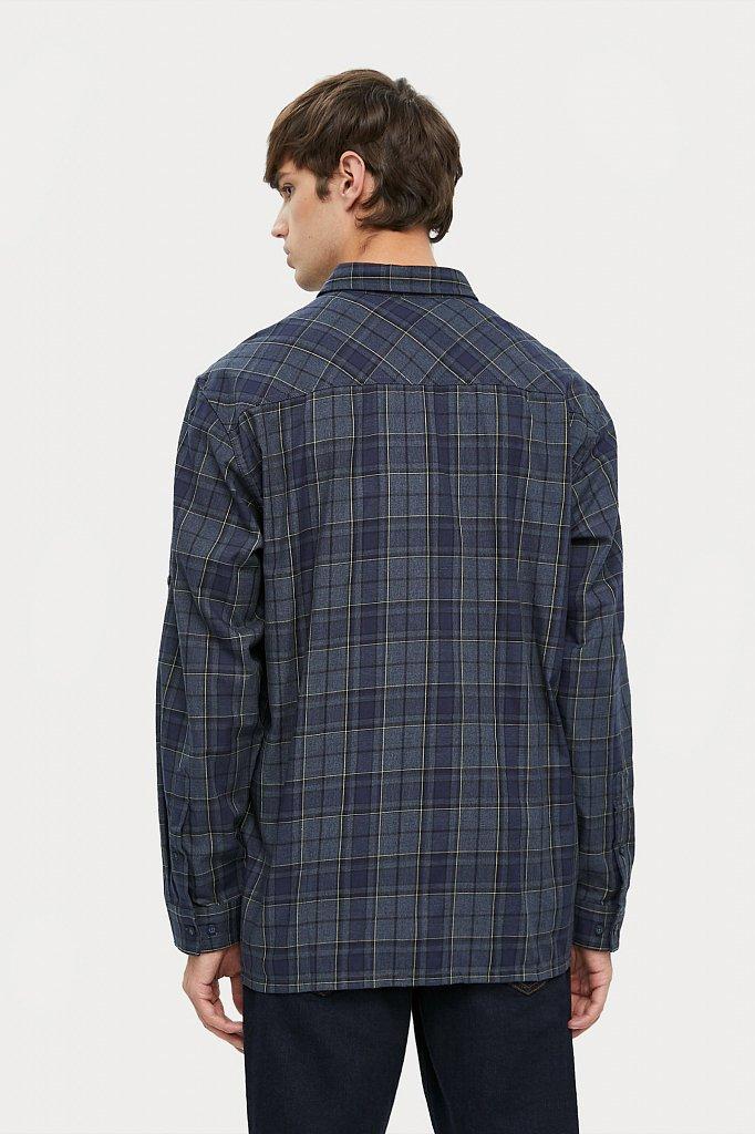 Верхняя сорочка мужская, Модель A20-22027, Фото №4