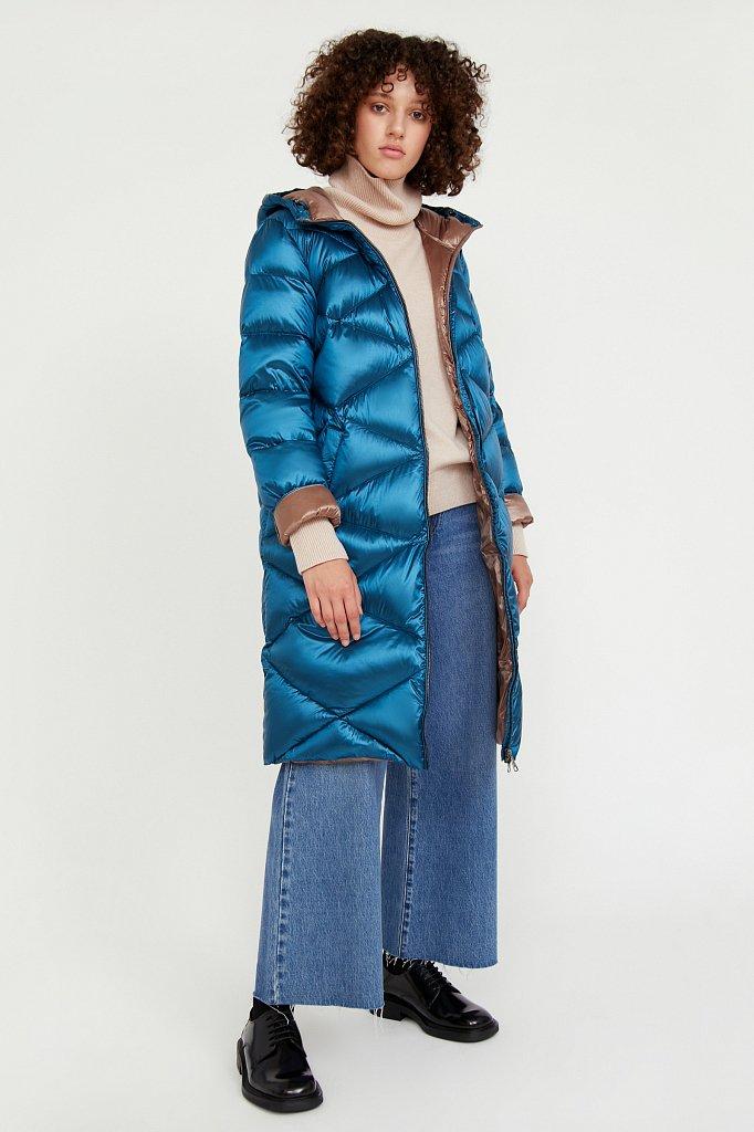 Пальто женское, Модель A20-12009, Фото №2