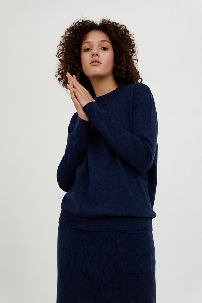 Джемпер женский, Модель A20-11100, Фото №2